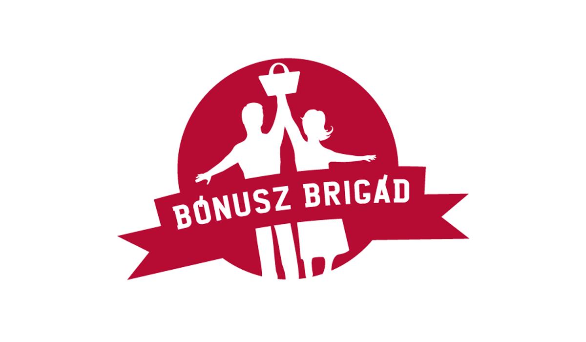 Bónusz Brigád logo