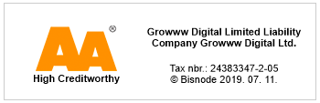 Growww Digital Bisnode certificate