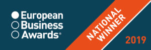 European Business Awards National Winner